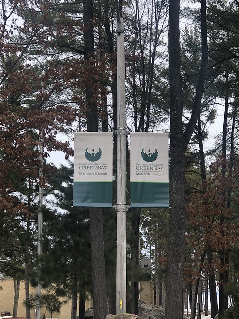 2019 UW-Green Bay Branch Campus Signage