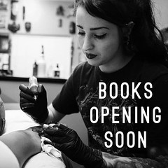 It's that time of year again...Mark your calendars! My books will be opening on May 1st. I will be taking bookings for July-December. ***Please do not inquire prior to this date as you will be asked to resubmit on May 1st.*** I will release further bookin