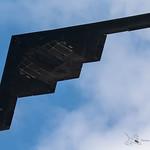 USAF B2 Bomber.