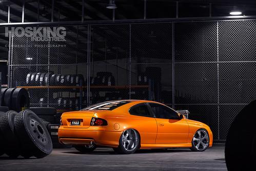 Owen Rice's Holden CV8 Monaro   by HoskingIndustries