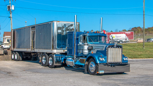 Kenworth W900A | by NoVa Truck & Transport Photos