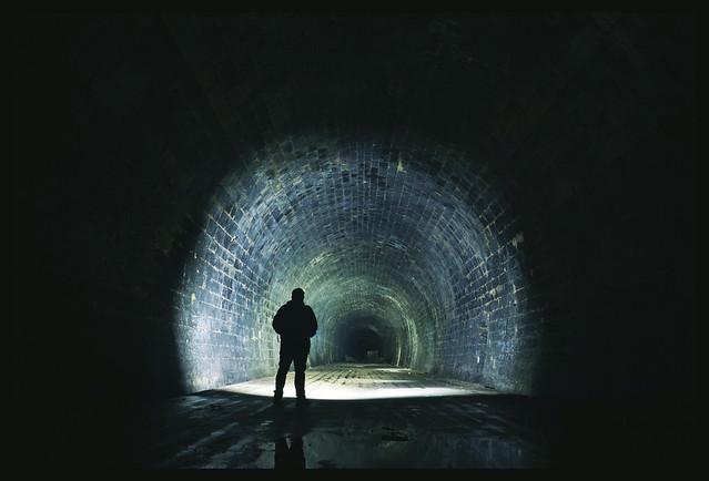 U-Verlagerung Rebhuhn A1 (WW2 Underground Assembly Plant)