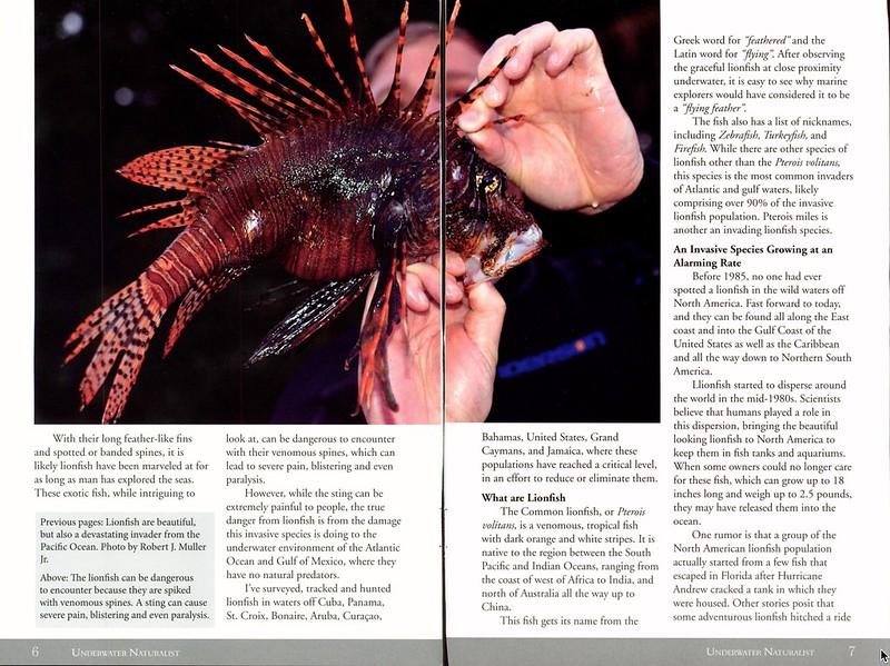 Underwater Naturalist 3