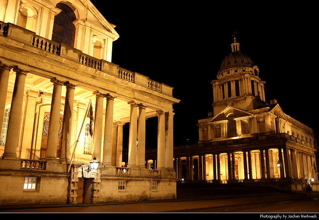 Royal Naval College, Greenwich, London, UK