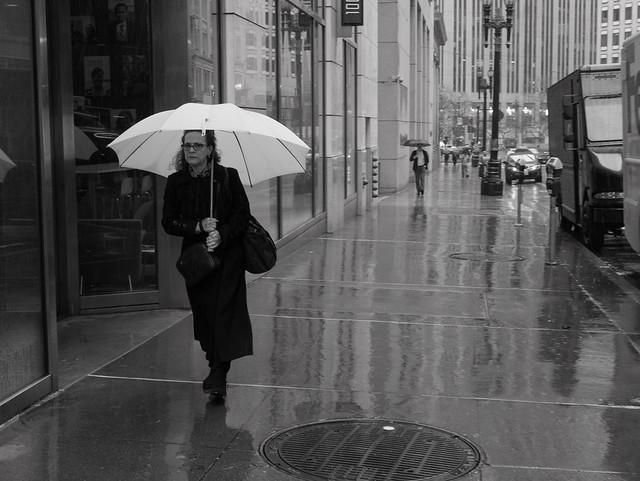 Rainy San Francisco