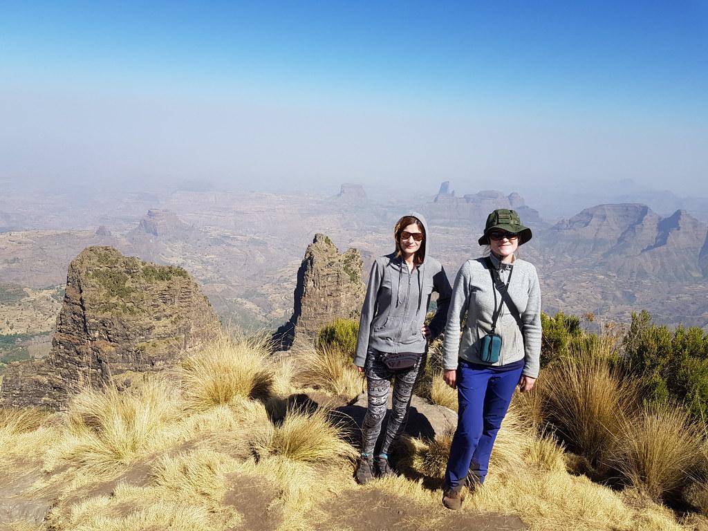 Imet Gogo, Góry Simien Etiopia