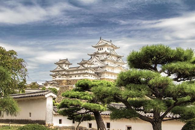 The White Heron, Himeji Castle - Hyōgo Prefecture (Japan)