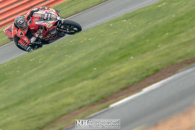 Scott Redding #45, PBM Be Wiser Ducati Panigale V4R