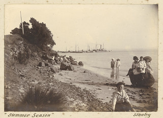 Summer season - Stanley (c1890) | by Tasmanian Archive and Heritage Office Commons