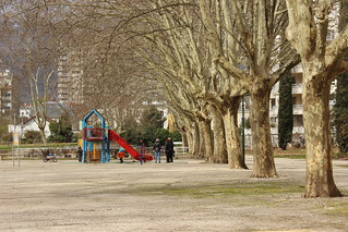 Georges Pompidou park | by kkorkmazk