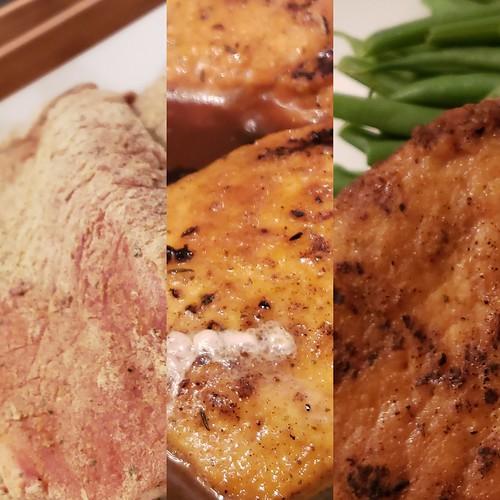 Juicy Skillet Pork Chops | by MDawny72