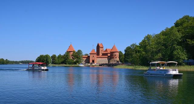 Trakai /  Lithuania / Castle