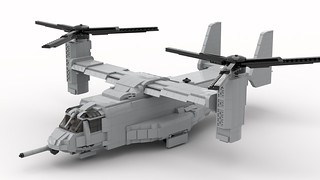MV-22 OSPREY | by Brick Defense