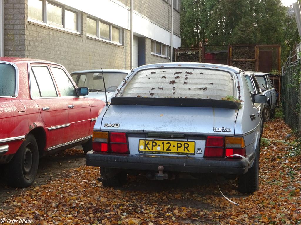 1984 SAAB 900 GLi