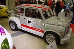 1968 Abarth Fiat 1000 TCR