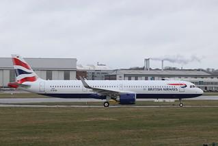 A321neo British Airways G-NEOP | by XFW-Spotter