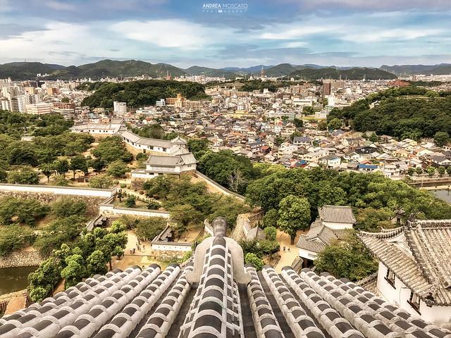 Himeji Cityscape - Hyōgo Prefecture (Japan)