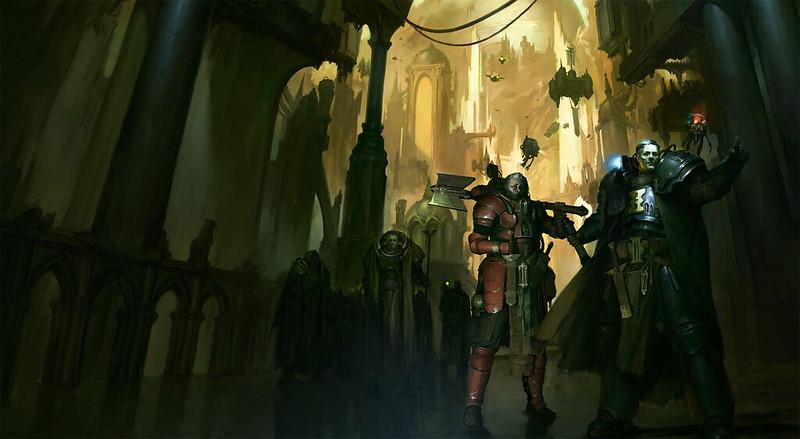«Крипты Терры: Полая гора», рисунок обложки | Vaults of Terra: The Hollow Mountain, cover artwork