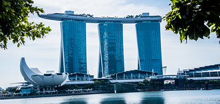2019 - Singapore - Marina Bay Sands Hotel | by Ted's photos - Returns Apr 24