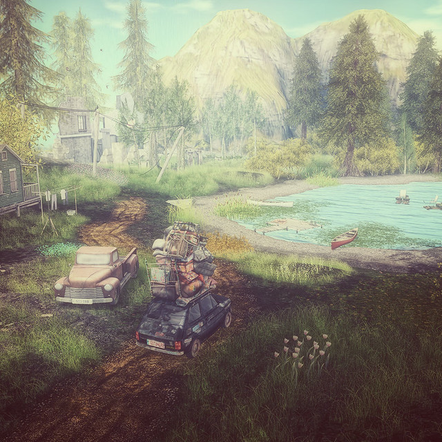 Windhaven Campsite