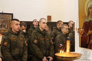 04.02.2019 | XIII сборы военного духовенства Новгородской митрополии