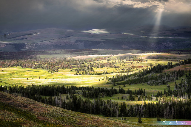 Super Volcano, Yellowstone Caldera *A Beautiful Nature*
