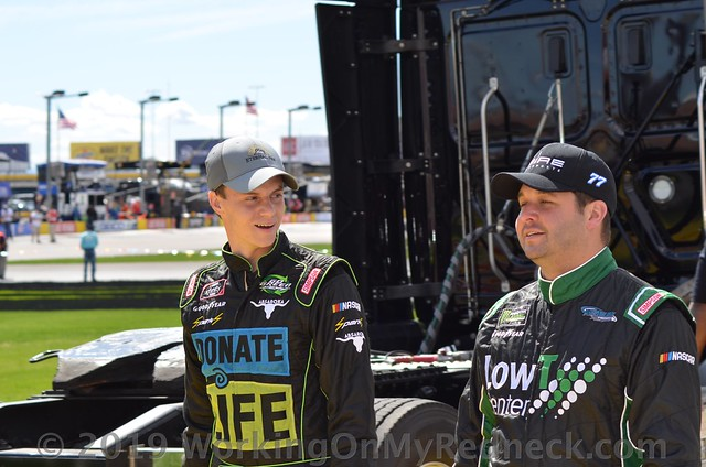 Joey Gase & Reed Sorenson
