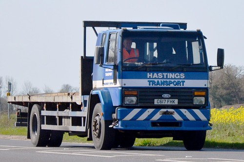 SN18 HAO NEXT GENERATION SCANIA S650 V8 southbound A1
