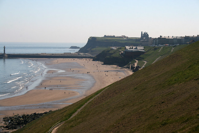 Whitby Sands, Whitby