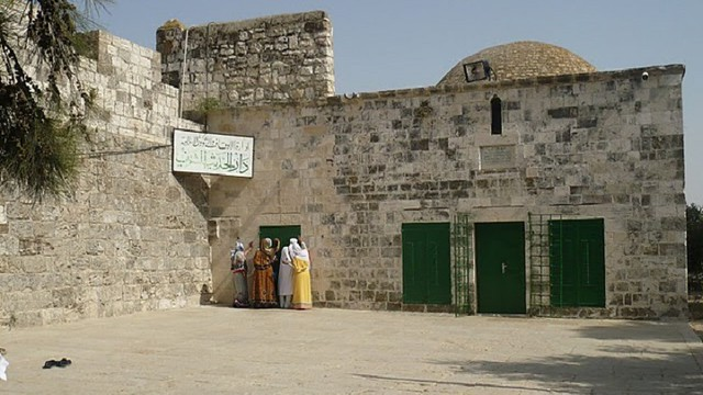 5069 The Place where the Prophet Sulaiman S.A died 02