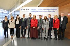 03/04/2019 - 04/04/2019 - XV Foro de Empleo y Emprendimiento Deusto