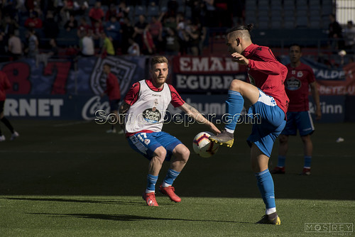 CA Osasuna 1 - RC Deportivo 1 | by SomosDepor.com