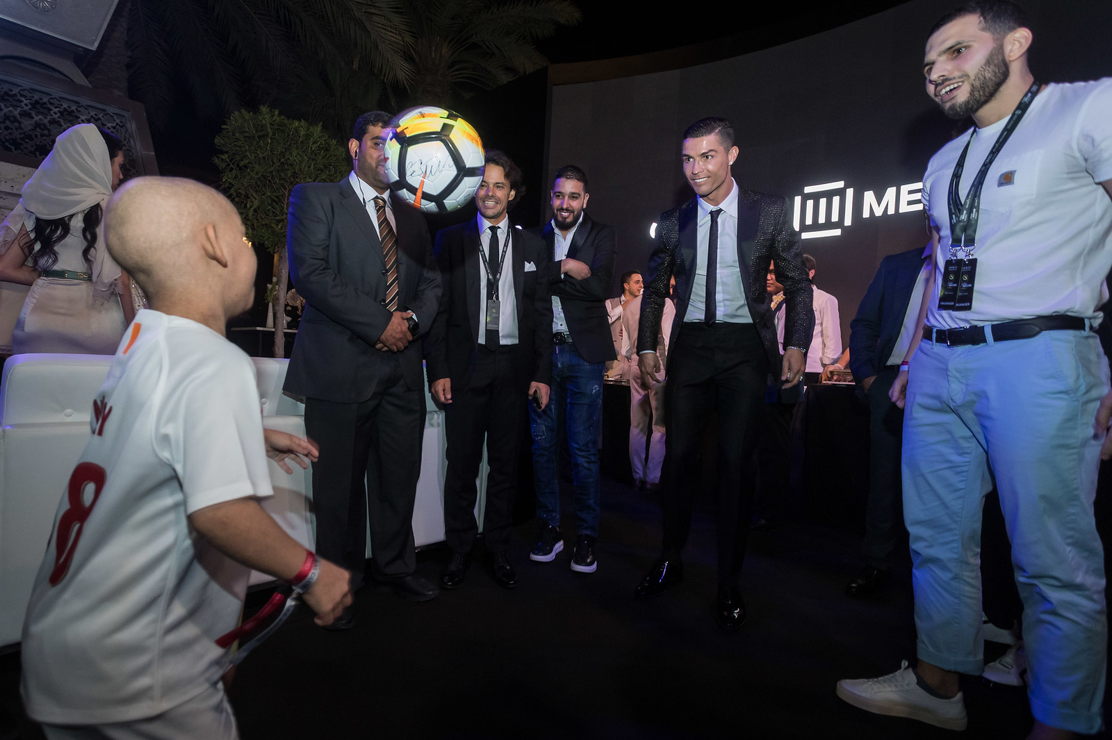 Globe Soccer Awards 2019 264