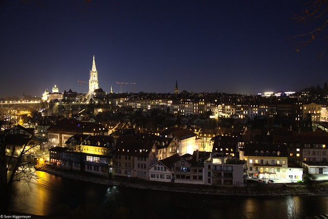 Berner Münster am 18.02.19