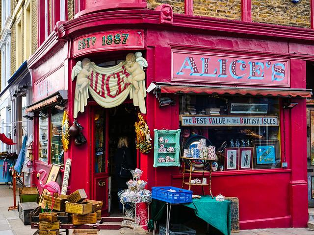 My Favorite London Store