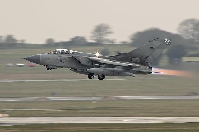 Tornado GR.4 ZA542/035
