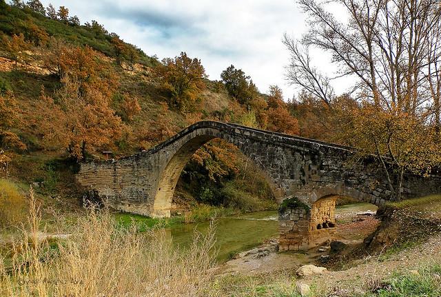 Puente de Campanachal o de La Albarda