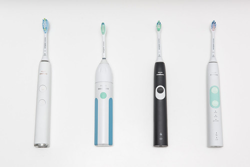 Philips electric toothbrushes | by yourbestdigs