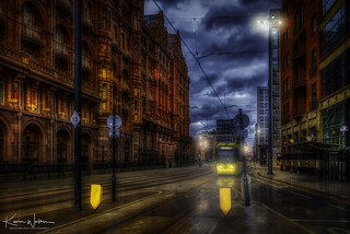 Lower Mosley Street, Manchester | by Kev Walker ¦ 10 Million Views..Thank You