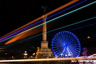 Bordeaux de nuit   by Sébastien Lallemand