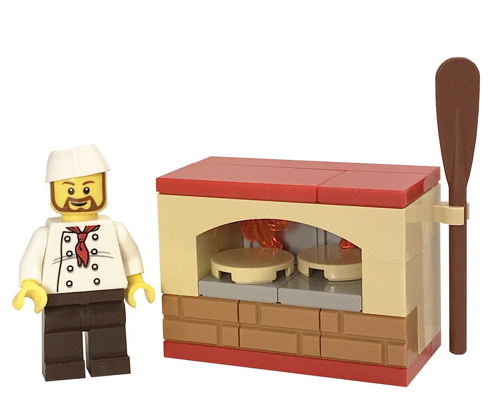 Mayer the Matzah Baker!