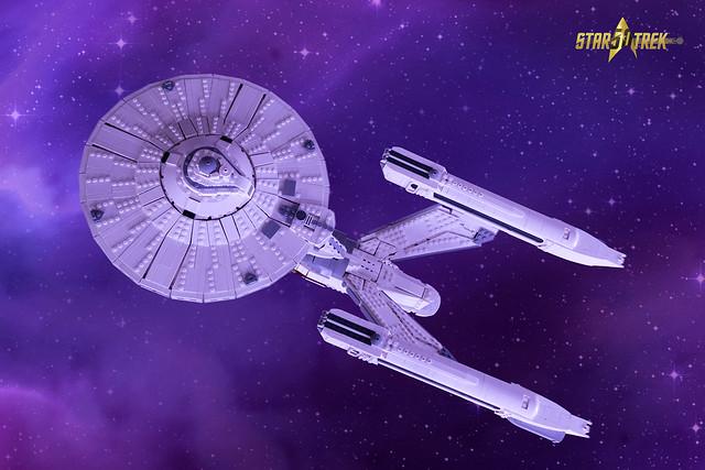 NCC-1701-A - U.S.S. Enterprise