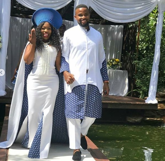 Xhosa traditional attire 2019 For Couple