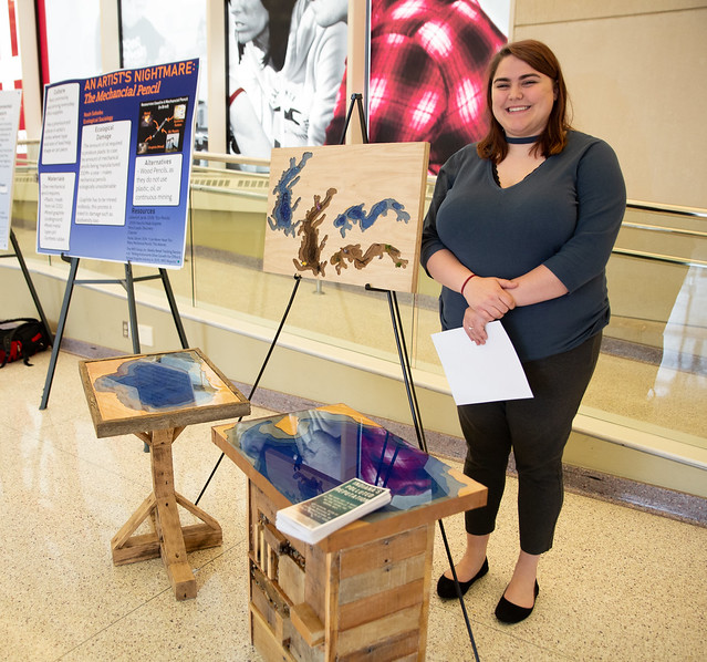 Sustainability Week- Research poster presentation