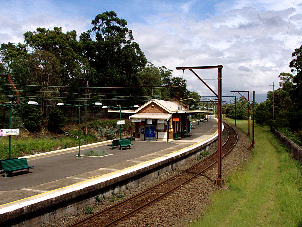Warrimoo Railway Station