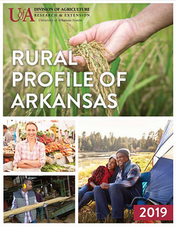 Rural Profile cover | by Ark. Agricultural Experiment Station
