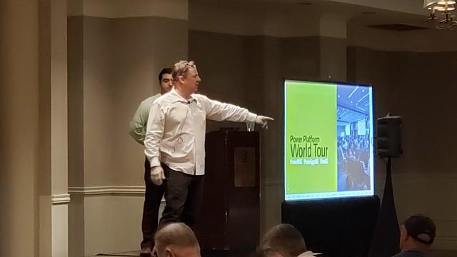 2019 Power Platform World Tour