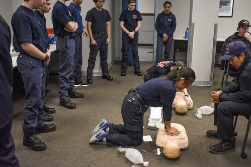 LAFD & LACoFD Cadet CPR Certification | by LAFD