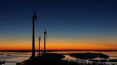 Sunrise Krammersluizen