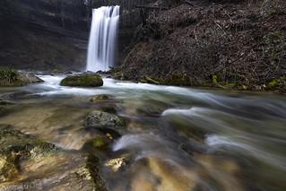 Waterfall - Cascade du dard | by Captures.ch
